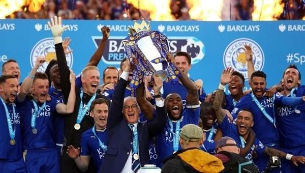 Leicester City kupasına kavuştu