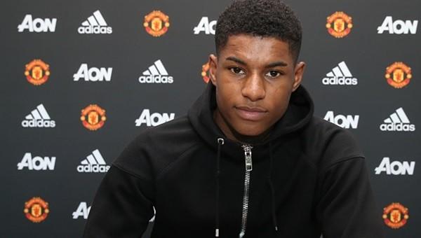 Manchester United Transfer Haberleri: Marcus Rashford sözleşme yeniledi