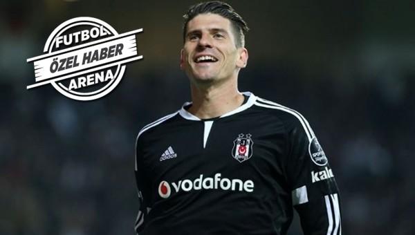 Beşiktaş Transfer Haberleri: Mario Gomez için Adidas'tan destek istendi