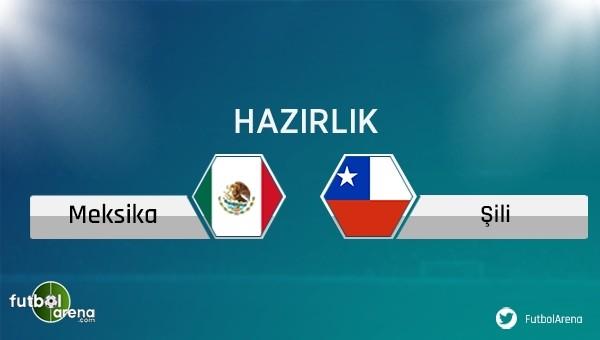 Meksika - Şili maçı saat kaçta, hangi kanalda?