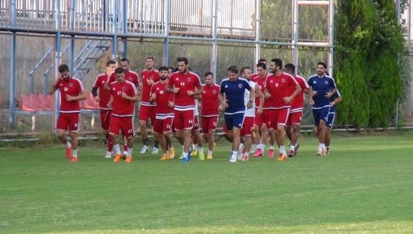 Mersin İdmanyurdu'nda, Antalyaspor hazırlıkları