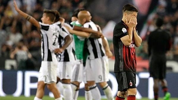 Milan taraftarları 2 Juventus taraftarını bıçakladı