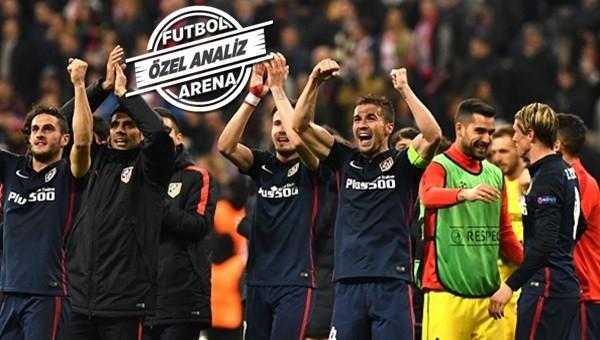 Nefes kesen maçta Bayern Münih elendi