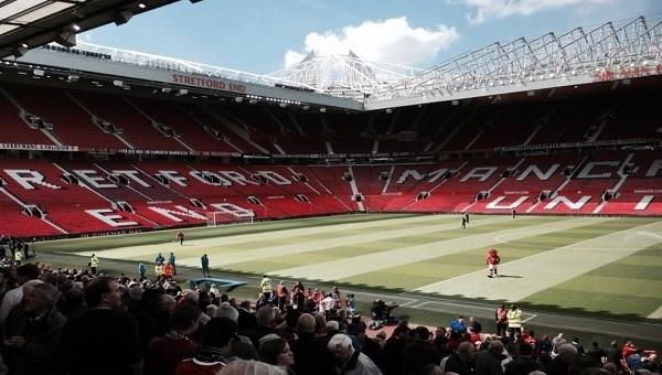 Old Trafford'da terör ihbarı! Maç tatil edildi