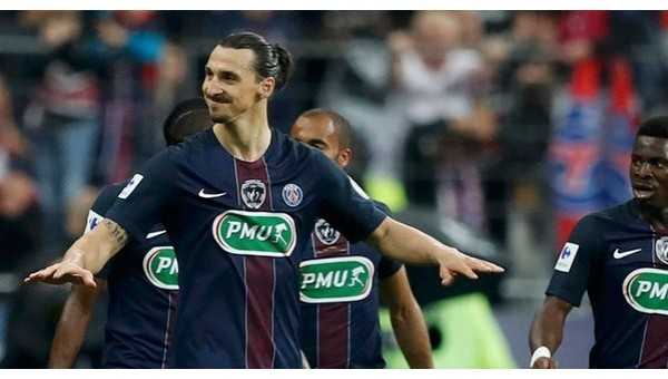 Paris Saint Germain'den çifte zafer
