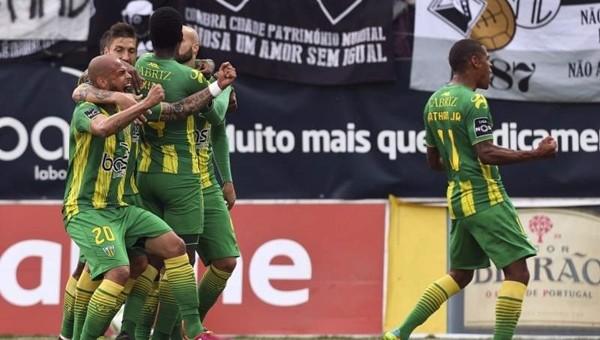 Portekiz'de Tondela mucizesi - Dünyadan Futbol Haberleri