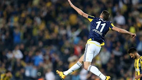 Fenerbahçe'nin yeni transferi Van Persie