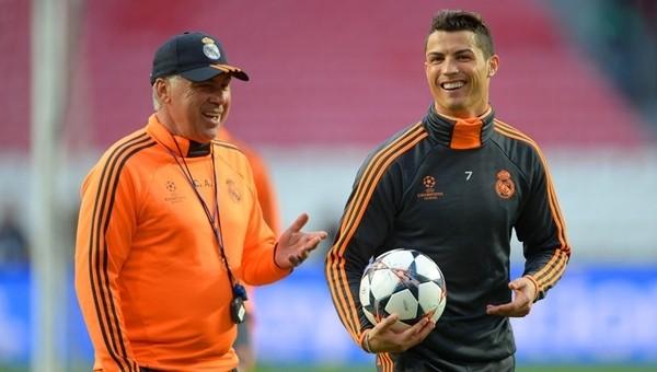 Cristiano Ronaldo'nun Real Madrid'deki ilginç alışkanlığı - Avrupa Futbol Haberleri