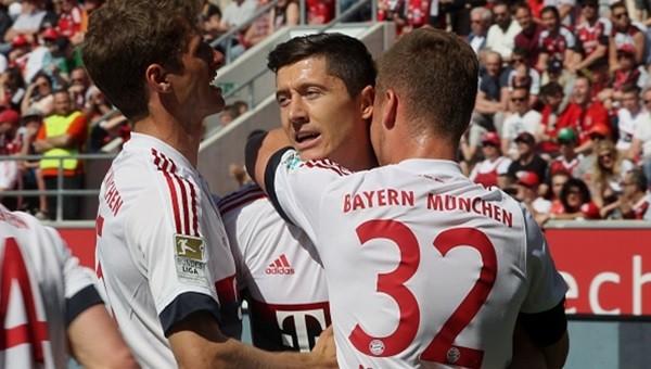 Bayern Münih, Bundesliga'da tarihe geçti