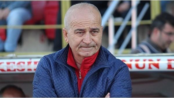 Samsunspor'da Engin Korukır istifa etti