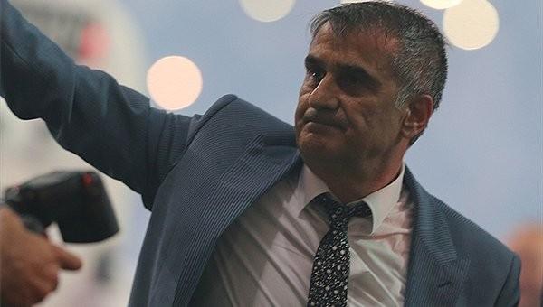 Benfica maçı öncesi Şenol Güneş'i kızdıran soru