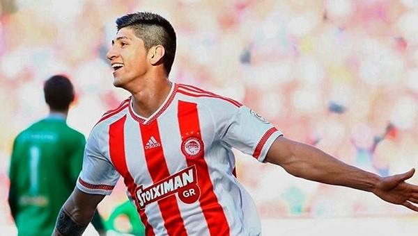 Avrupa'dan Futbol Haberleri: ŞOK! Olympiakoslu Alan Pulido kaçırıldı!