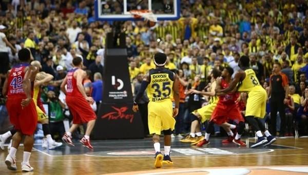 Teşekkürler Fenerbahçe...
