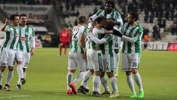 Torku Konyaspor'a Avrupa Ligi'nde zorlu rakipler