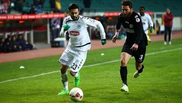 Torku Konyaspor'da ayrılık