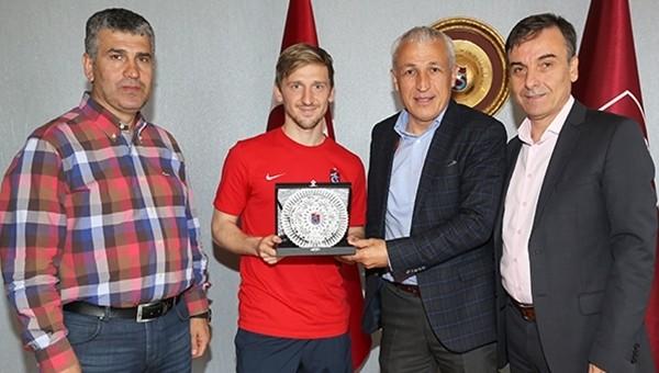 Trabzonspor'da çifte ayrılık! Resmen açıklandı