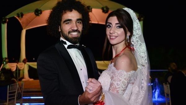 Yeni Malatyaspor Haberleri: Sadık Çiftpınar evlendi