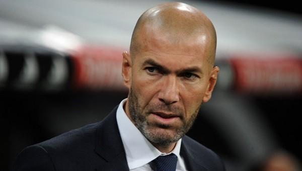 Zinedine Zidane'dan taktik değişiklikler - Şampiyonlar Ligi Haberleri
