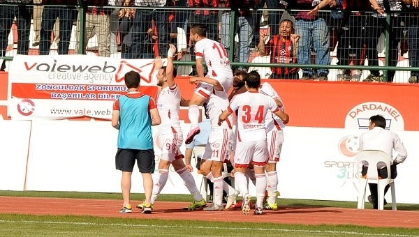 Zonguldak Kömürspor Spor Toto 2. ligde