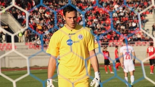 Kaleci Goran Karacic ile anlaşma sağlandı