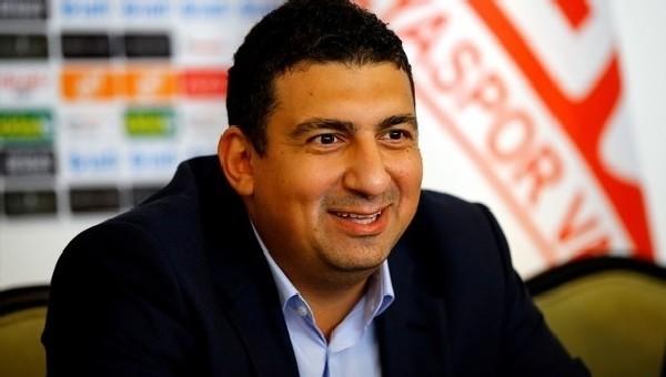 Ali Şafak Öztürk adaylığını açıkladı
