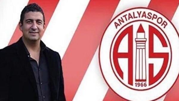 Yeni başkan Ali Şafak Öztürk'ten teşekkür paylaşımı