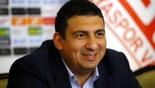 Ali Şafak Öztürk'ten Ertuğrul Sağlam açıklaması