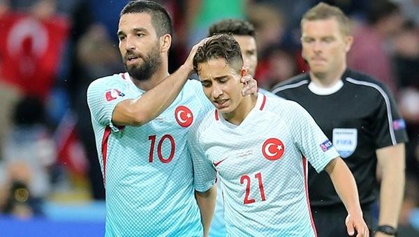 Arda Turan'dan EURO 2016 primi için alkışlanacak karar
