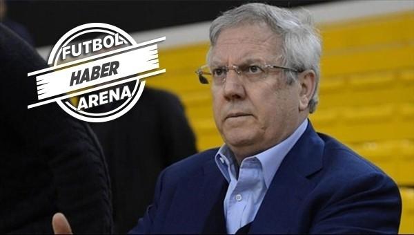 Fenerbahçe Haberleri: Seyir cezası bulunan Aziz Yıldırım, Anadolu Efes maçına gidiyor