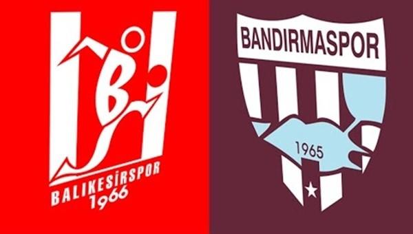 Bandırmaspor ile Balıkesirspor'un büyük rekabeti