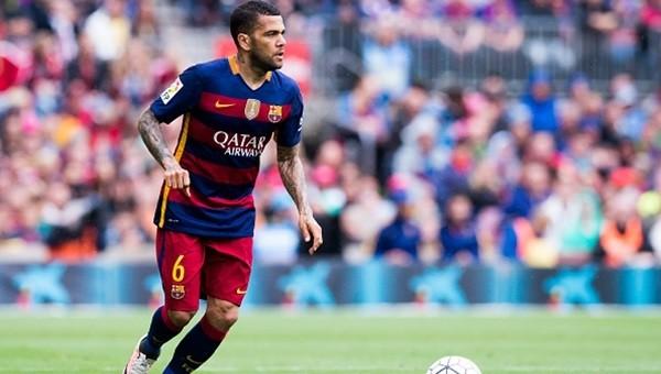 Bir devir sona erdi, Daniel Alves ayrıldı