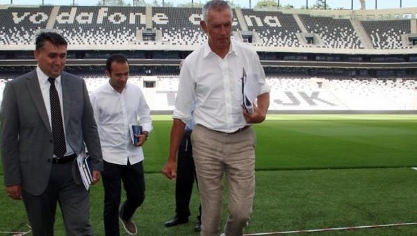 Beşiktaş Haberleri: UEFA'dan Vodafone Arena'ya inceleme