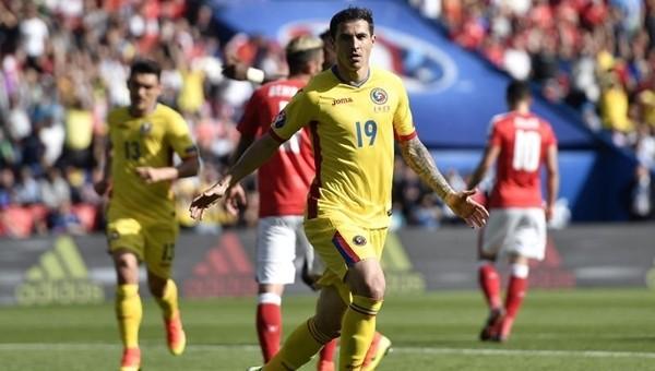 Gençlerbirliği'nin golcüsü Bogdan Stancu Avrupa Futbol Şampiyonası tarihine geçti