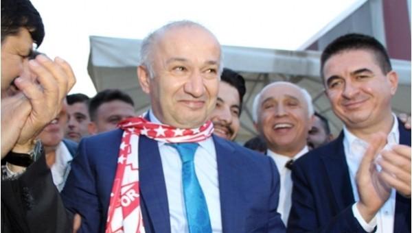 Necip Çarıkçı'dan teknik direktör açıklaması