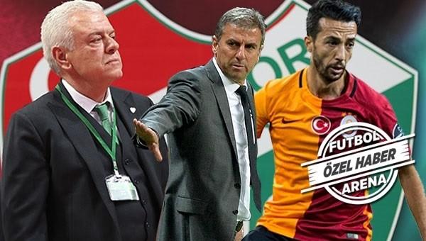 Bursaspor Başkanı FutbolArena'ya konuştu!