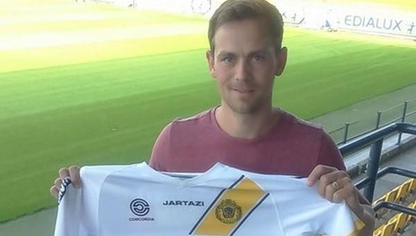 Tom de Sutter, Lokeren ile sözleşme imzaladı