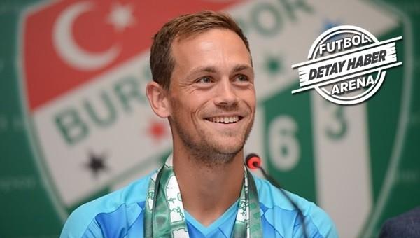 Bursaspor'dan ilginç transfer anlaşması