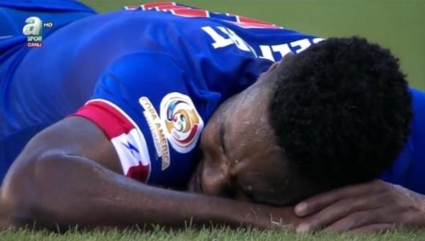 Copa America Haberleri: 1461 Trabzon oyuncusu Belfort gözyaşlarına boğuldu
