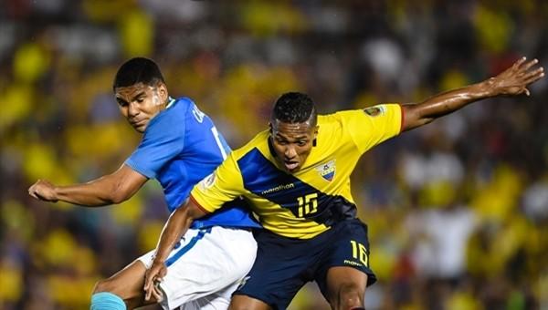 Copa America Haberleri: Brezilya - Ekvator maçından çıt çıkmadı