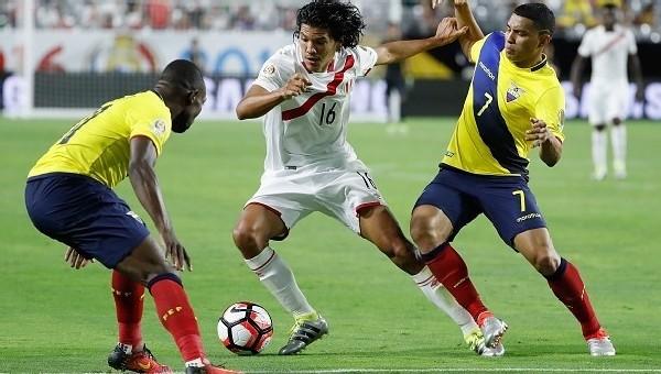 Copa America Haberleri: Ekvador ile Peru yenişemedi (Ekvador 2-2 Peru maç özeti)