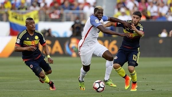 Copa America Haberleri: Kolombiya, ABD'yi yıktı! (ABD Kolombiya maç özeti)