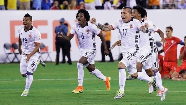 Copa America Haberleri: Kolombiya, Peru'yu penaltılarla geçti (Peru 2-4 Kolombiya maç özeti penaltılar)