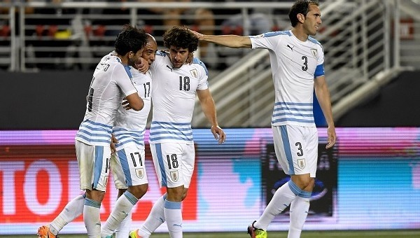 Copa America Haberleri: Uruguay galibiyetle veda etti (Uruguay 3-0 Jamaika maç özeti ve golleri)