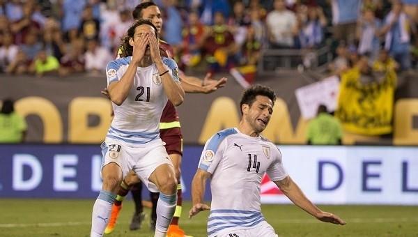Copa America Haberleri: Venezuela'dan Uruguay'a büyük darbe (Uruguay 0-1 Venezuela maç özeti)