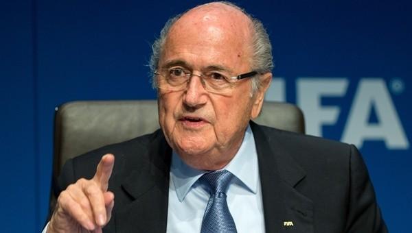 Dünyadan Futbol Haberleri: Sepp Blatter'den 'kurada hile' açıklaması