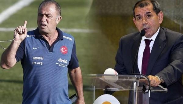'Dursun Özbek, Fatih Terim ile anlaştı'