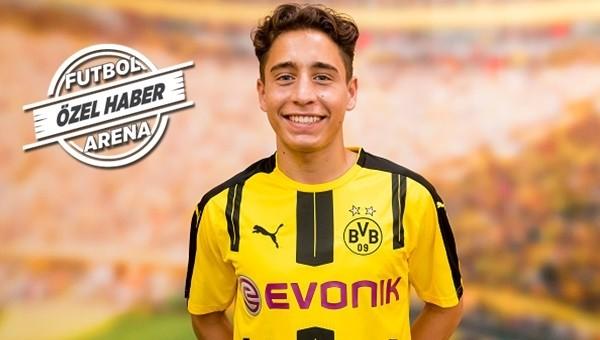Emre Mor'un Borussia Dortmund'a transferi...