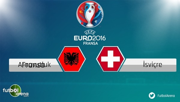 Arnavutluk - İsviçre maçı analizi