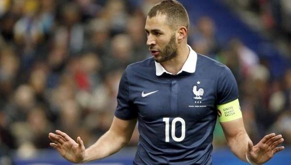Karim Benzema'ya eleştiri