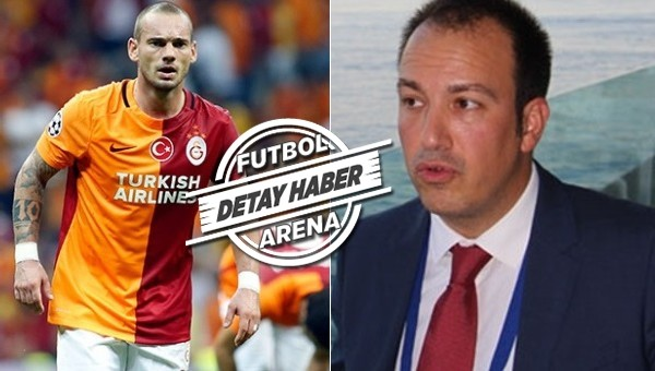 Fatih İşbecer'in istifasında Sneijder etkisi mi var?